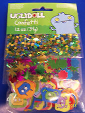 Uglydoll Ugly Dolls Cartoon Birthday Party Supplies Decoration Printed Confetti