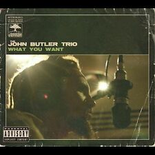 Butler, John : What You Want CD