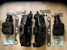 Kit coudes & collecteurs pour MERCRUISER V8 5L 5.7L.