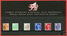 1983 Wales 10p - 28p Definitive Pack No 3