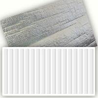 1-20 Rolls Yuzet 60cm x 5m Radiator Heat Reflective Insulating Foil Energy