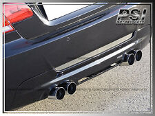 BMW E92 E93 3 Series M-Tech M Sport HM Type Carbon Fiber Rear Diffuser 2007-2013