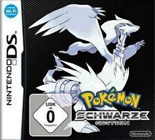 Nintendo DS 3DS POKEMON SCHWARZ Schwarze EDITION * Top Zustand