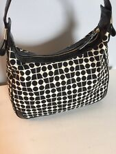 Kate Spade Cornelia Street Noel Purse Handbag Geometric Design