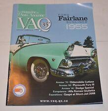 LE MAGAZINE DE L'AUTO ANCIENNE FRENCH JUILLET 2009 FORD FAIRLANE SUNLINER 1955