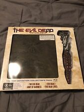 Evil Dead Anthology (with Book And Kandarian Replica)