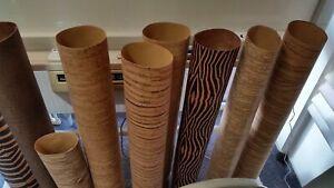 Leder für Veganer Korkleder Korkstoff Acacia hoher Abriebwert Öko Stoff 35x25cm