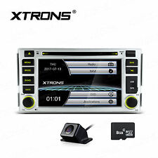 "6.2"" DVD GPS Navigation For Hyundai Santa Fe 2006-2012 Headunit Stereo +Camera"