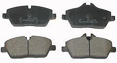 For Mini F54 F55 F56 F57 Diesel & Petrol 15-21 Front Brake Pads - 280mm Discs