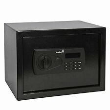 Ivation Steel Digital Safe – 0.8 Cubic Feet Home Safety Security Box With Number