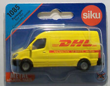SIKU Blister Carded MINIATURE COMMERCIAL / CONSTRUCTION / INDUSTRIAL VEHICLES
