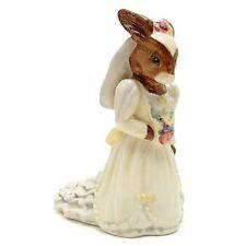 Royal Doulton BRIDE Bunnykins (DB 101) Figurine - Discontinued!