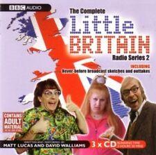 THE COMPLETE LITTLE BRITAIN Radio Series 2 (3 CD box set BBC Audio)