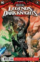 Dark Nights Death Metal Legends OT Dark Knights #1 DC 2nd Print 2020 NM