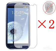2Pcs Anti-Glare Matte Front Screen Protector For Samsung Galaxy S3 SIII i9300