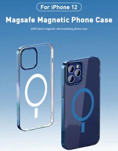 Coque Qi pour iPhone 12 / 11/ pro/ max/ mini Housse Case Chargeur Wireless