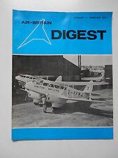 Air-Britain Digest January - February 1974