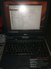 Toshiba S1400-503 laptop with Linux - Fully Working 100% - RARE/COLLECTORS ITEM!