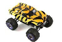 Custom Body Tiger B for Traxxas Summit / Slash 1/10 Truck Car Cover Shell 1:10