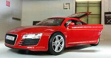 G LGB 1:24 Echelle Rouge Audi R8 V10 31281 détaillé Maisto Voiture Miniature