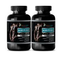 Muscle gain set - MALE ENHANCING PILLS 2B - muira puama extract capsules eBay