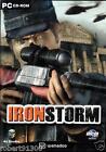 JEU PC CD ROM../....IRON STORM.../...