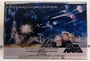"Star Wars MAGNET 2""x3"" Refrigerator Locker Movie Poster Image 6"