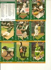 2011 Greensboro Grasshoppers Complete MOSES CONE Set - YELICH and Realmuto FC's