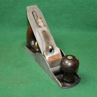 Vintage Stanley Bailey No 3 Type 18 Ca 1943-47 Smooth Woodworking Plane Inv#JB08