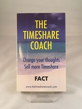 The Timeshare Coach by Carl Garwood (English) Paperback Book Free Shipping!