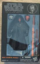 Hasbro Star Wars Black Series Darth Maul 6-Inch Scale Action Figure A4303