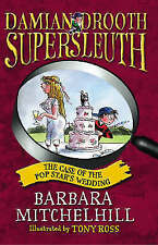 """""""VERY GOOD"""" Damian Drooth ; 2: Damian Drooth, Supersleuth: The Case Of The Popst"""