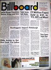 Billboard (Feb.10.73) Wilson Pickett, Loudon Wainwright III, David Bowie, Bettye