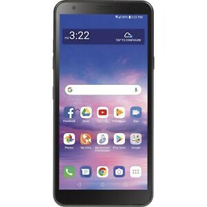 Simple Mobile - Powered By T-Mobile -LG Journey 4G LTE Prepaid Smartphone 16 GB