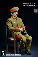 SCULPTURE TIME President Stalin 1/6 Presidential Collection Action Figure