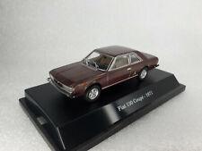 FIAT 130 COUPE ROSSO AMARANTO  1971 1/43 STARLINE 508933