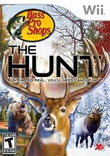 Bass Pro Shops The Hunt Wii