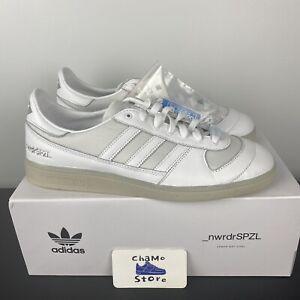 Adidas Wilsy SPZL x New Order White/Grey Sneakers FX1056 Men's Size 10