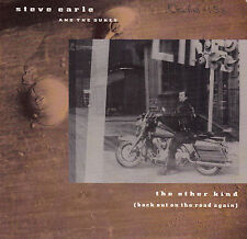 STEVE EARLE and THE DUKES The Other Kind / West Nashville Boogie 45