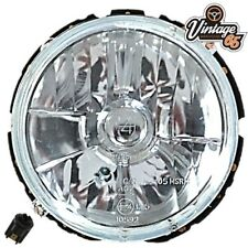 Vw Bay Window Camper & Beetle Crystal Clear Halogen Upgrade Headlight Headlamp
