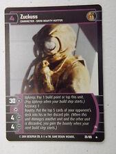 Star Wars TCG - R&S -  Zuckuss (A) 35/105 NM/Mint