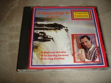 Marcos Vega On The Harp Paraguayan Passion CD