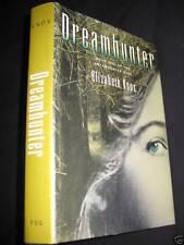 1st Edition DREAMHUNTER Elizabeth Knox FANTASY First Printing FICTION Novel