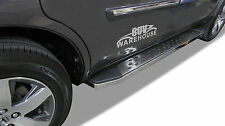 "2009-2015 Honda Pilot Aluminum Running Board Side Step "" Dot Pattern "" Nerf Bar"