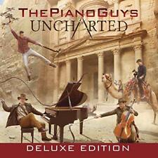 The Piano Guys - Uncharted (Deluxe Edition) (NEW CD)