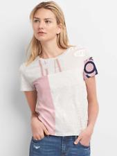 GAP LOGO Remix Short Sleeve T-Shirt  Size M