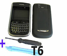 For Blackberry 9630 Tour Housing Keypad Fascia Cover Keypad  + Tools Black UK