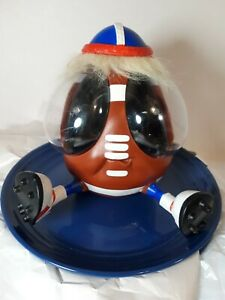 """1999 Playmates OOglies Interactive Toy Gridiron - """"Does Not Work"""" -"""