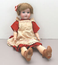 Antique Armand Marseille Biskuit-Porzellan-Kurbelkopf Doll Germany All Original