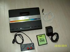Atari 7800 system in working condition. Including 2 Joysticks And A Game 32 In 1